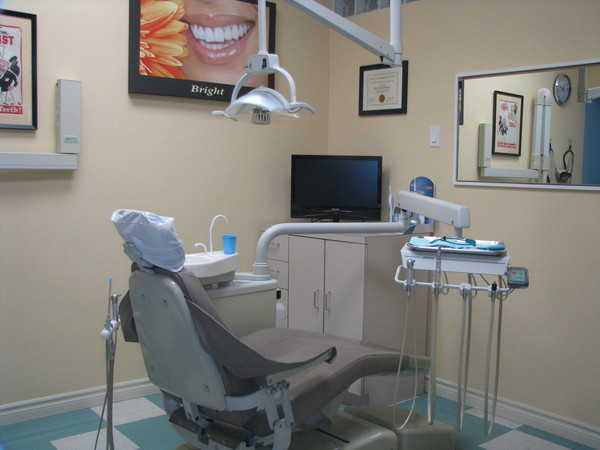 All our operatories have modern dental equipment and TVs...we can put on your favourite shows AND more importantly we can show you your x rays and intra oral camera shots...We can show you what we see!